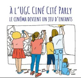 Un programmation kid's friendly de folie à l'UGC CINE CITE
